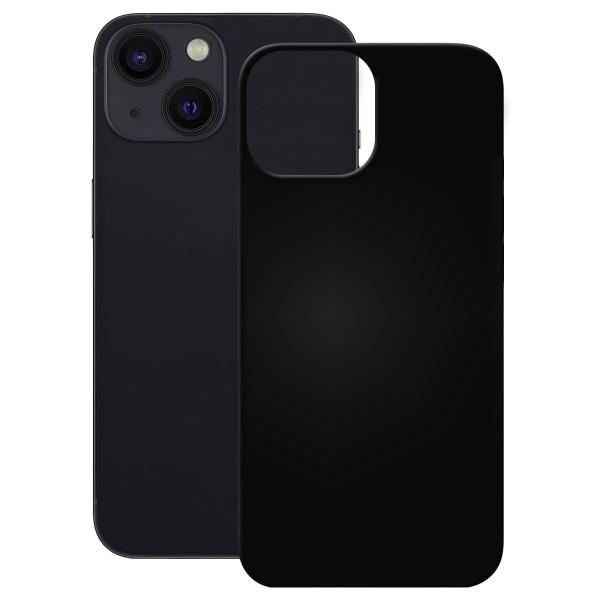 PEDEA TPU Case für das Apple iPhone 13, schwarz