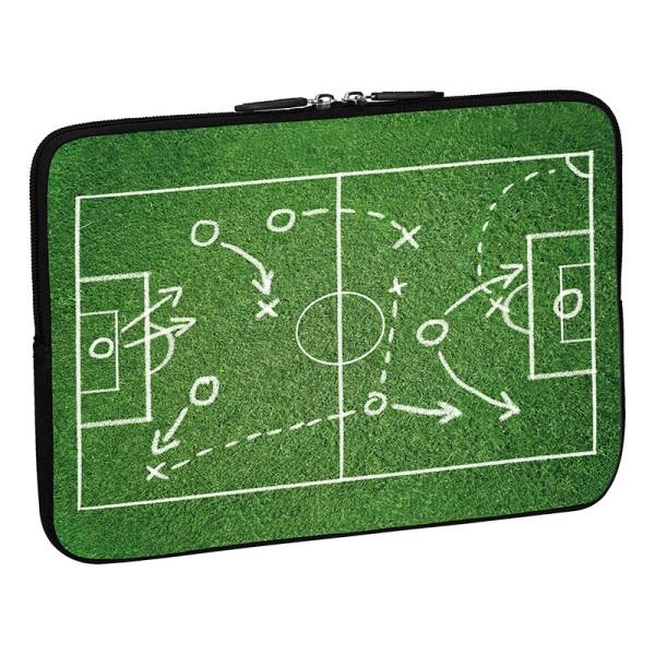 PEDEA Design Schutzhülle: soccer 17,3