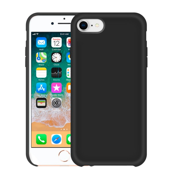 PEDEA Liquid Silicone Case für Apple iPhone 7/8/SE
