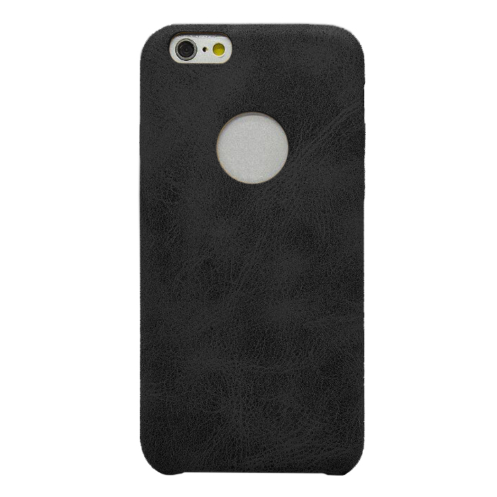 PEDEA Slim Cover für Apple iPhone 7, schwarz
