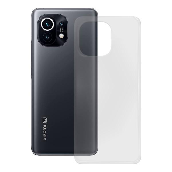TPU Case glatt Xiaomi Mi 11, transparent