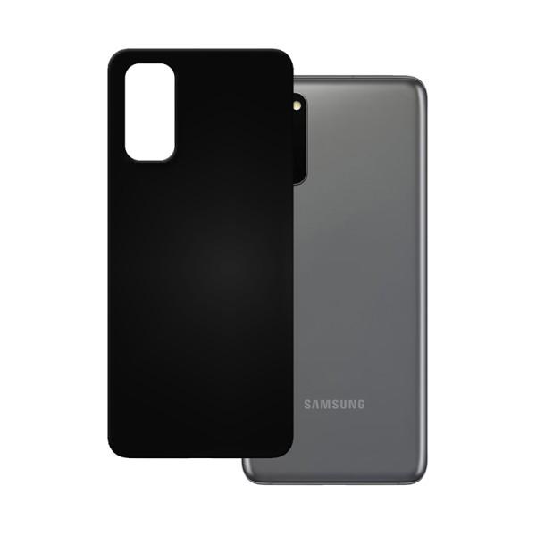 PEDEA TPU Case für das Samsung Galaxy S20, schwarz