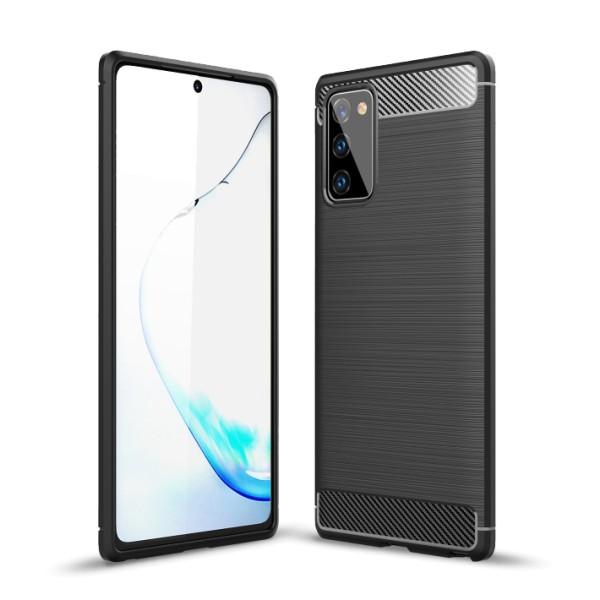 PEDEA Carbon Look Case für Samsung Galaxy Note 20