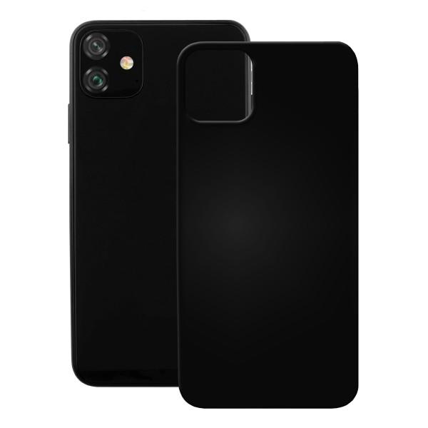 PEDEA TPU Case für das Apple iPhone 11, schwarz