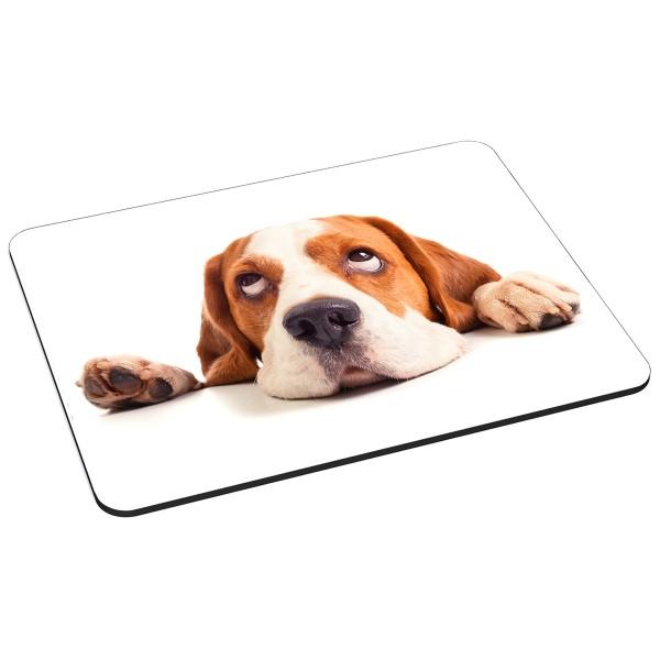 PEDEA Gaming Office Mauspad L beagle