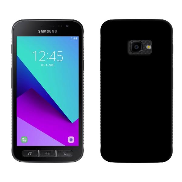 PEDEA TPU Case für das Samsung Galaxy Xcover 4/4s