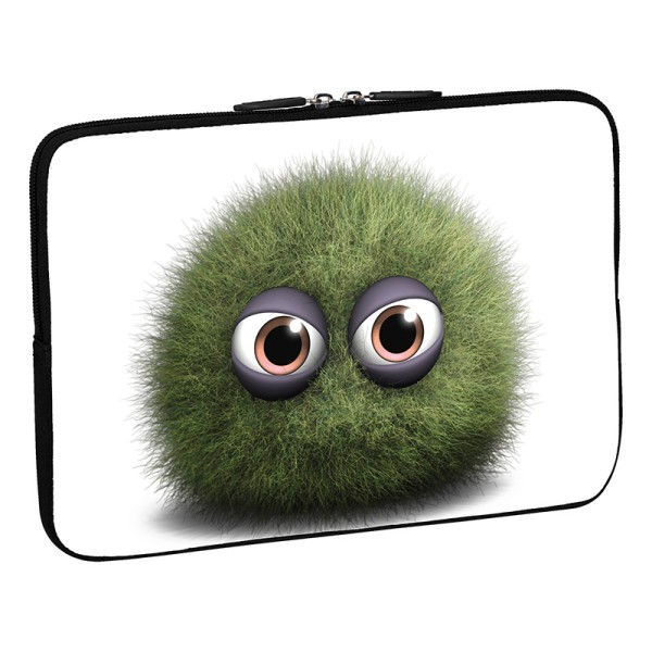 PEDEA Design Tablethülle: green dust 10,1