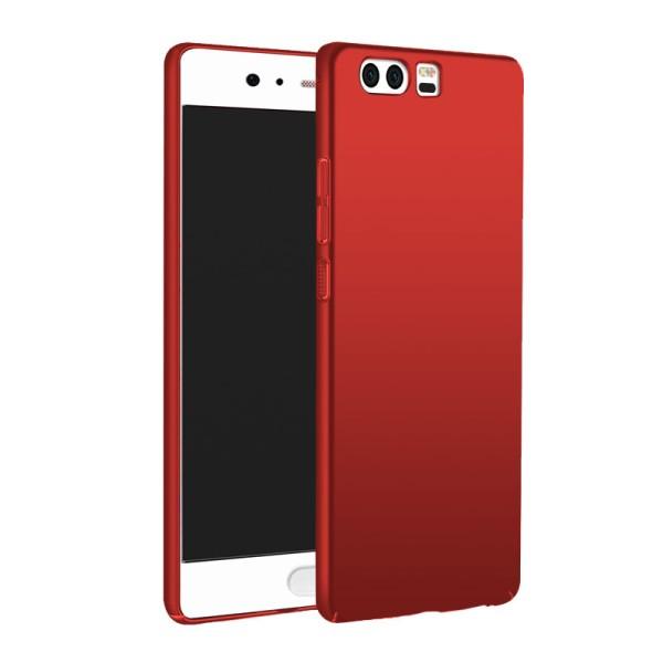 PEDEA Hybrid Hardcase für das Huawei P10, rot