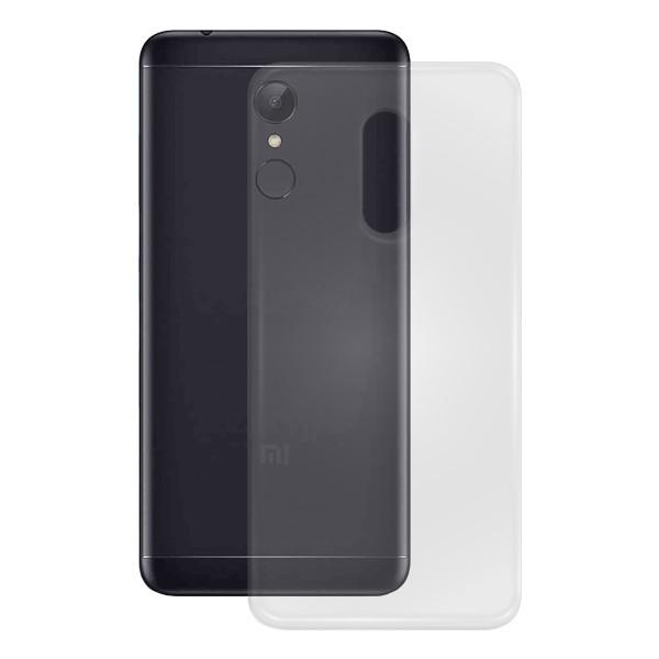 PEDEA TPU Case für das Xiaomi Redmi 5, transparent