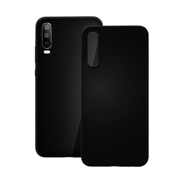 PEDEA TPU Case für das Huawei P30 Lite, schwarz