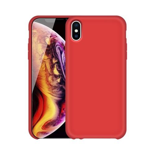 PEDEA Liquid Silicone Case für Apple iPhone XS