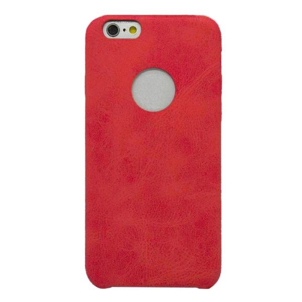PEDEA Slim Cover für Apple iPhone 7/8/SE, rot