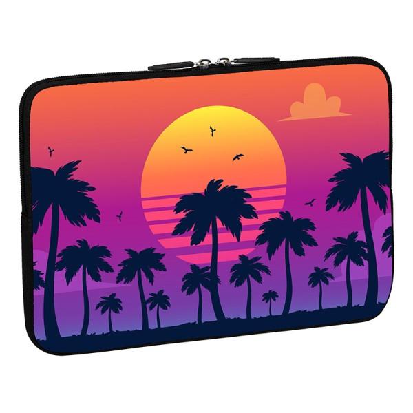 PEDEA Design Schutzhülle: california beach 17,3