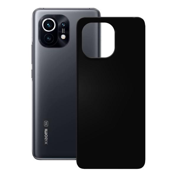 TPU Case glatt Xiaomi Mi 11, schwarz
