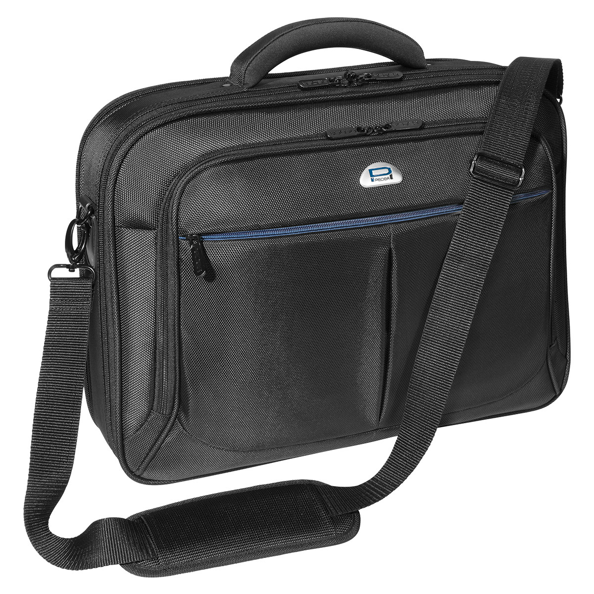 PEDEA Premium Clamshell Laptop Bag Case 17.3 inch