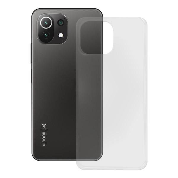 TPU Case glatt Xiaomi Mi 11 Lite, transparent