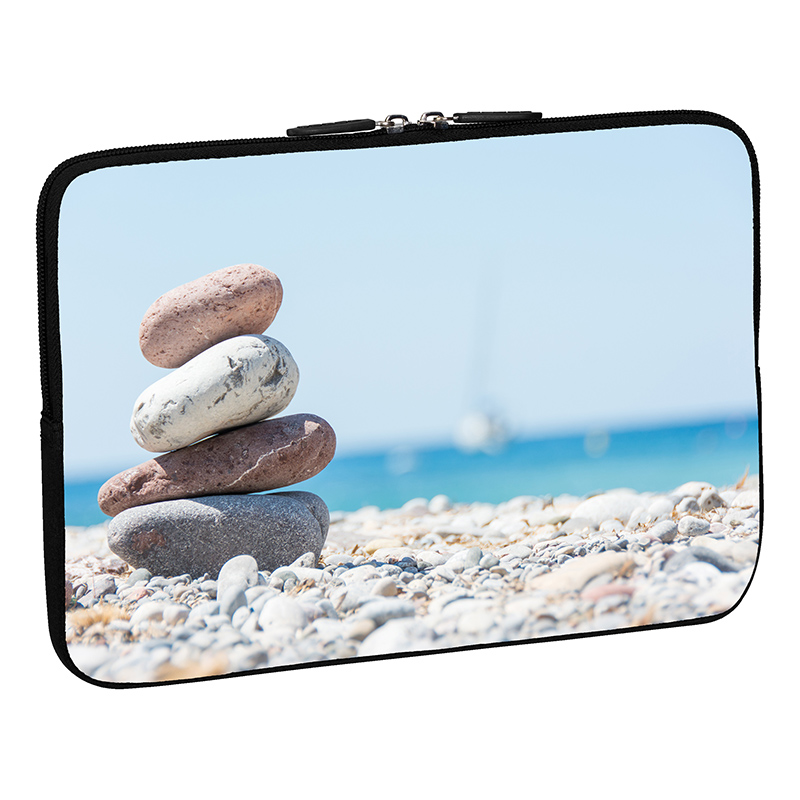 PEDEA Design Tablet-Tasche 10,1 Zol stacked stones