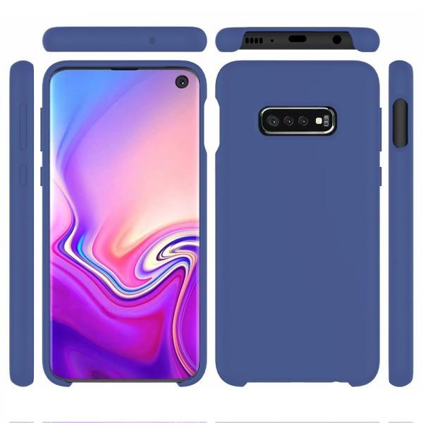 PEDEA Liquid Silicone Case für Samsung Galaxy S10