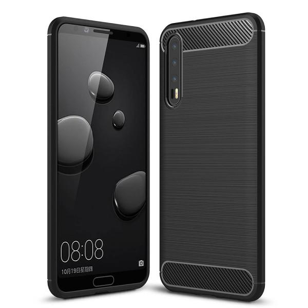 PEDEA Carbon Look Case für das Huawei P20 Pro