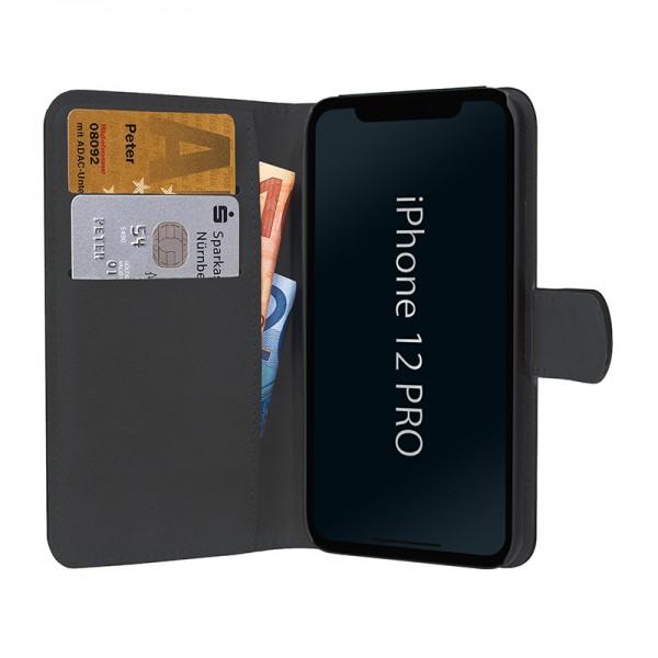 PEDEA Bookstyle für das Apple iPhone 12 Pro