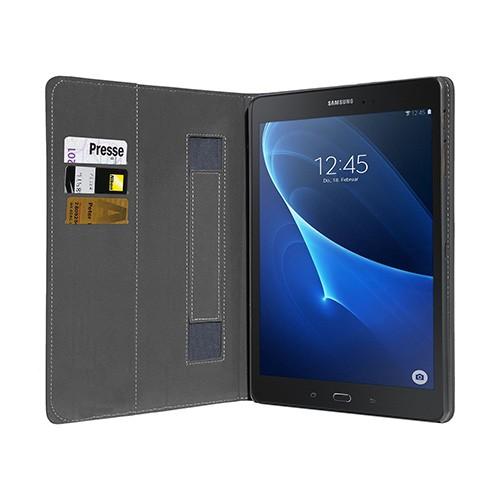 PEDEA Tasche für Samsung Galaxy Tab A 10.1 schwarz