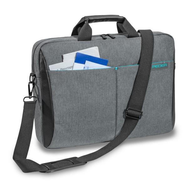 PEDEA Laptoptasche 15,6 Zoll (39,6 cm) LIFESTYLE