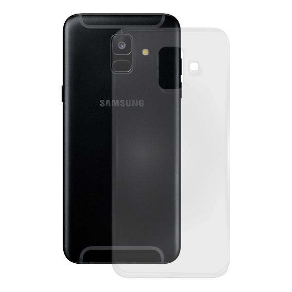 PEDEA TPU Case für das Samsung Galaxy A6 (2018)