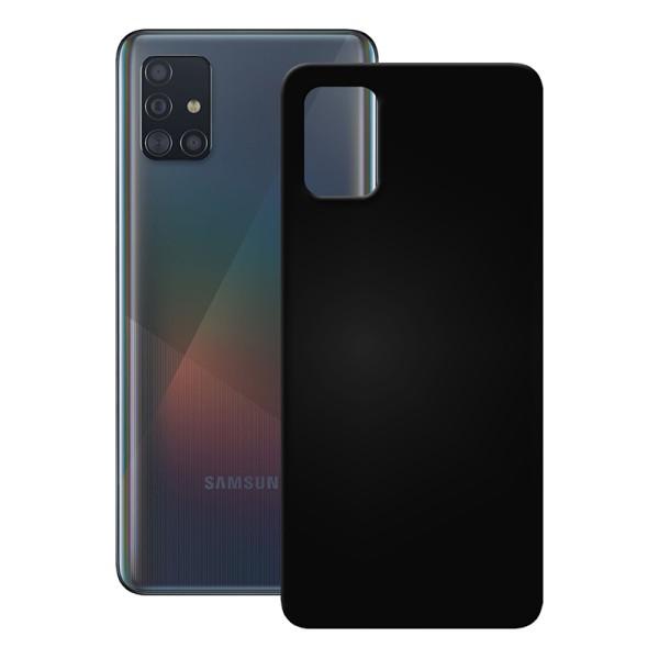 PEDEA TPU Case für das Samsung Galaxy A51, schwarz