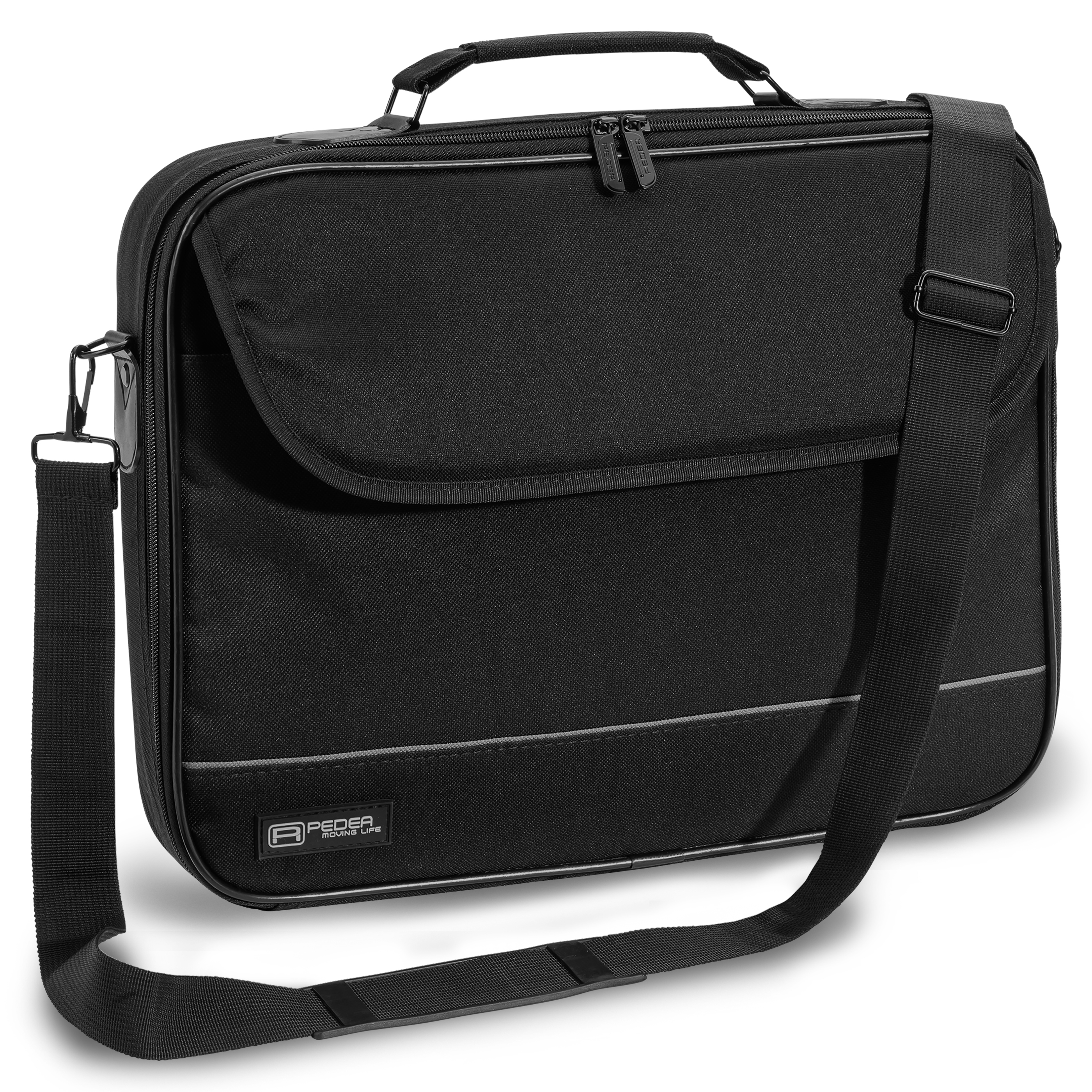 PEDEA Fair Clamshell Laptop Bag Case 17.3 inch