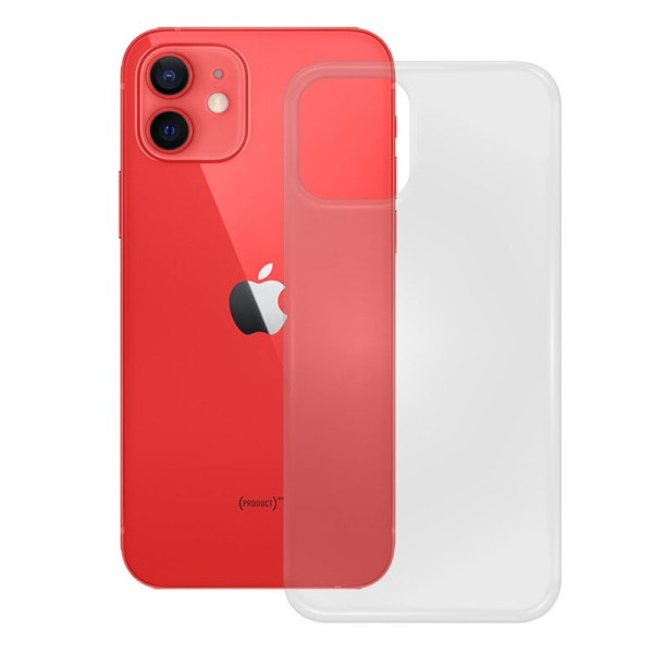PEDEA TPU Case für das Apple iPhone 12 / iPhone 12