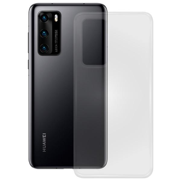 PEDEA TPU Case für das Huawei P40, transparent