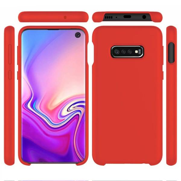 PEDEA Liquid Silicone Case für Samsung Galaxy S10e