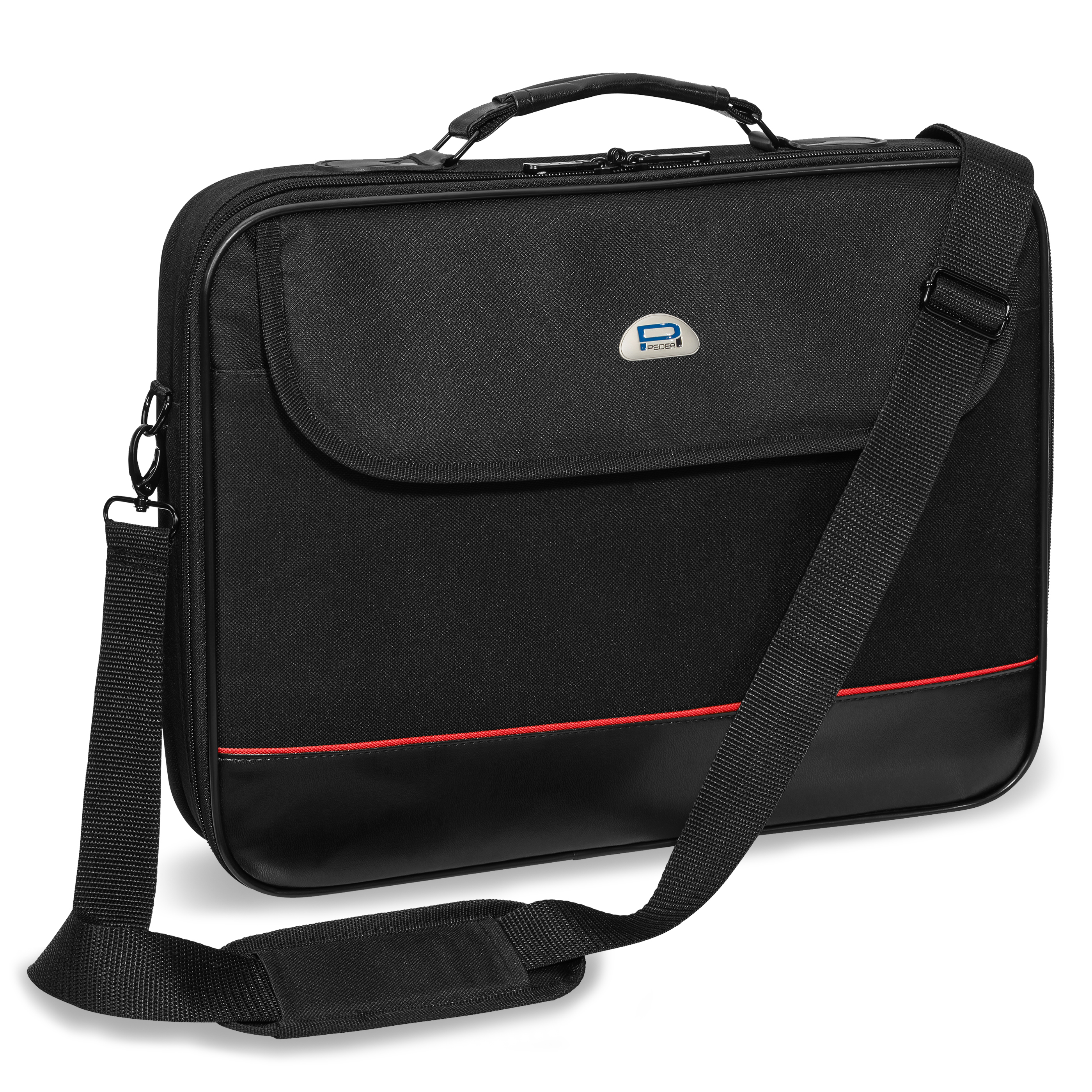 PEDEA Trendline Clamshell Laptop Bag Case 17.3
