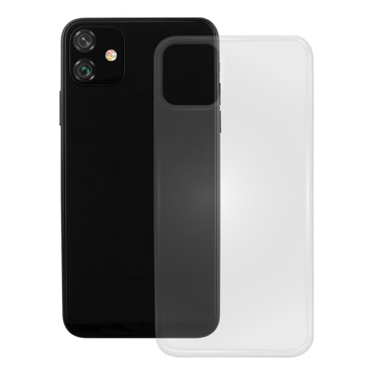 TPU Case für Apple iPhone XIR, transparent