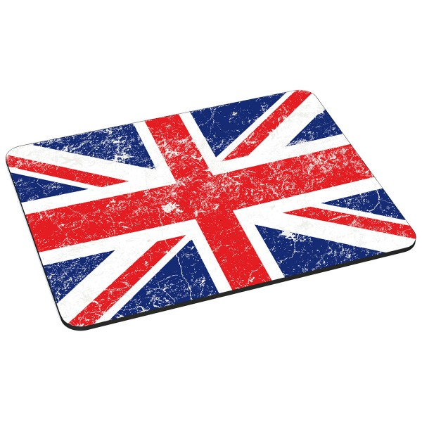 PEDEA Gaming Office Mauspad L union jack