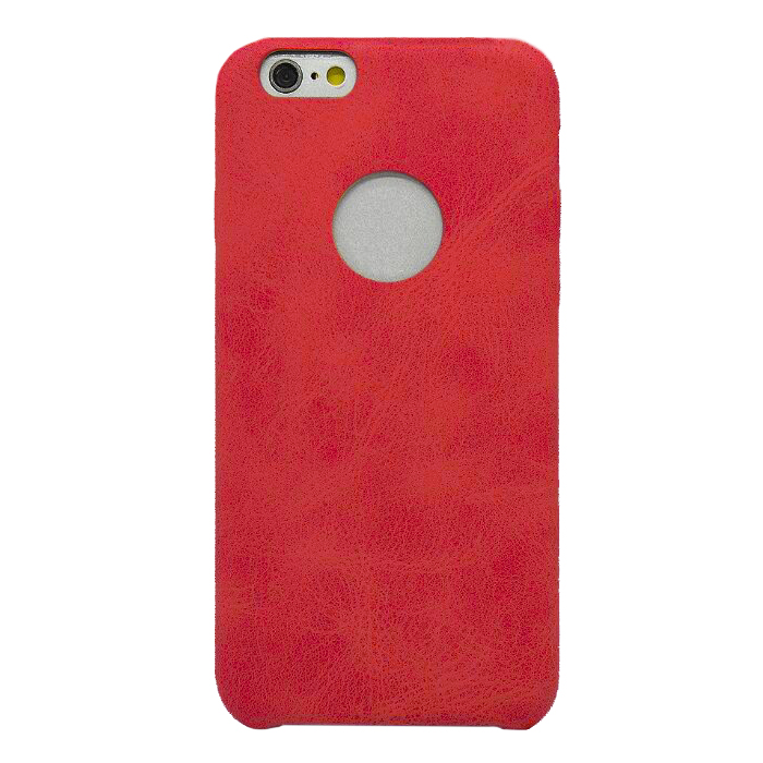 PEDEA Slim Cover für Apple iPhone 6/6S, rot