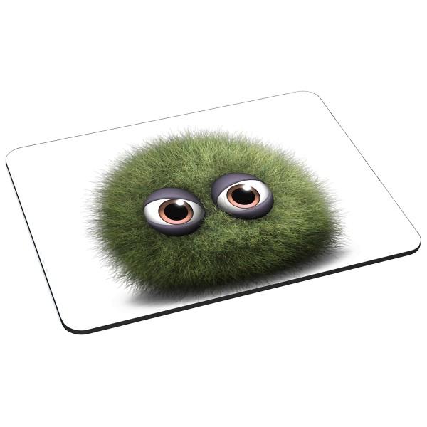 PEDEA Gaming Office Mauspad L green dust mit vernähten Rändern und rutschfester Unterseite