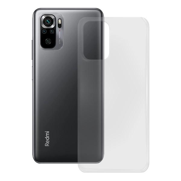 TPU Case glatt Xiaomi Redmi Note 10s, transparent