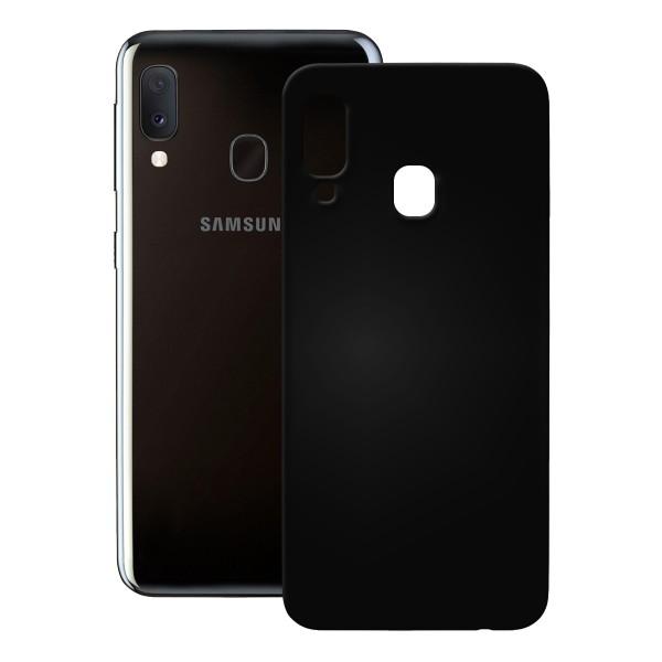 PEDEA TPU Case für das Samsung Galaxy A20e