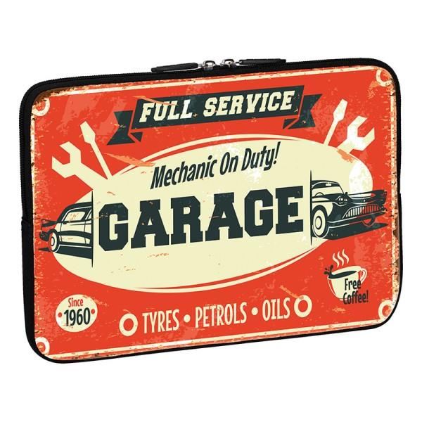 PEDEA Design Schutzhülle: garage 17,3