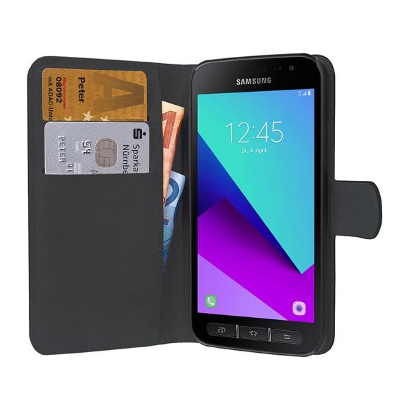 PEDEA Bookstyle für das Samsung Galaxy Xcover 4