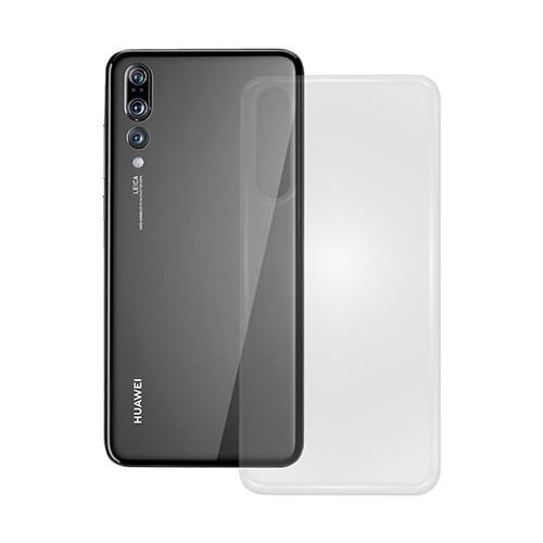 PEDEA TPU Case für das Huawei P20 Pro, transparent