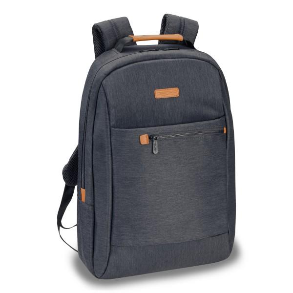 PEDEA Laptop Rucksack 17,3 Zoll (43,9 cm) ELEGANCE