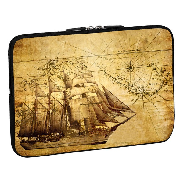 PEDEA Design Schutzhülle: sailing ship 17,3