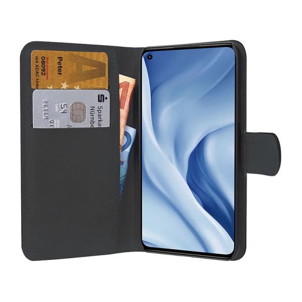 PEDEA Bookstyle für Xiaomi Mi 11 Lite 5G, schwarz